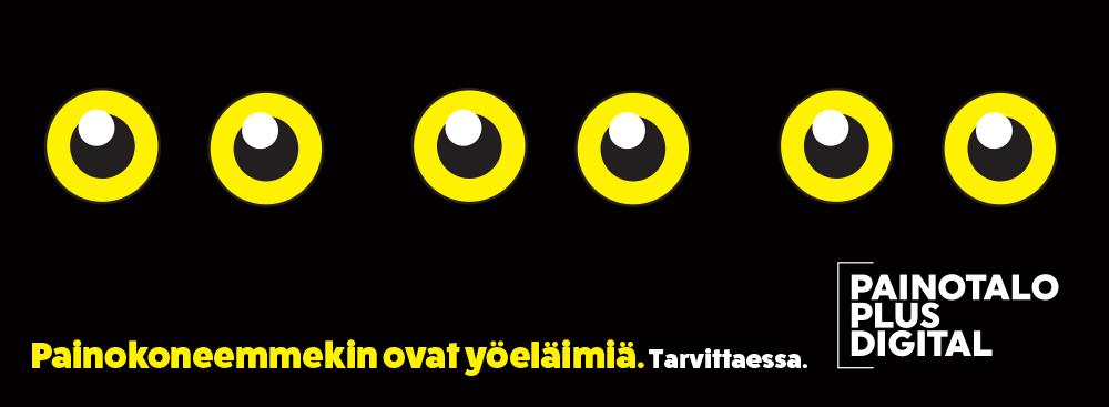 Merkityskirjat painetaan Suomessa Painotalo Plus Digitalilla